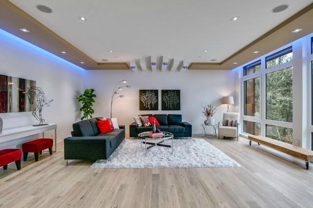 Woonkamer Lampen Modern : De juiste led verlichting voor in de woonkamer eetkamer en