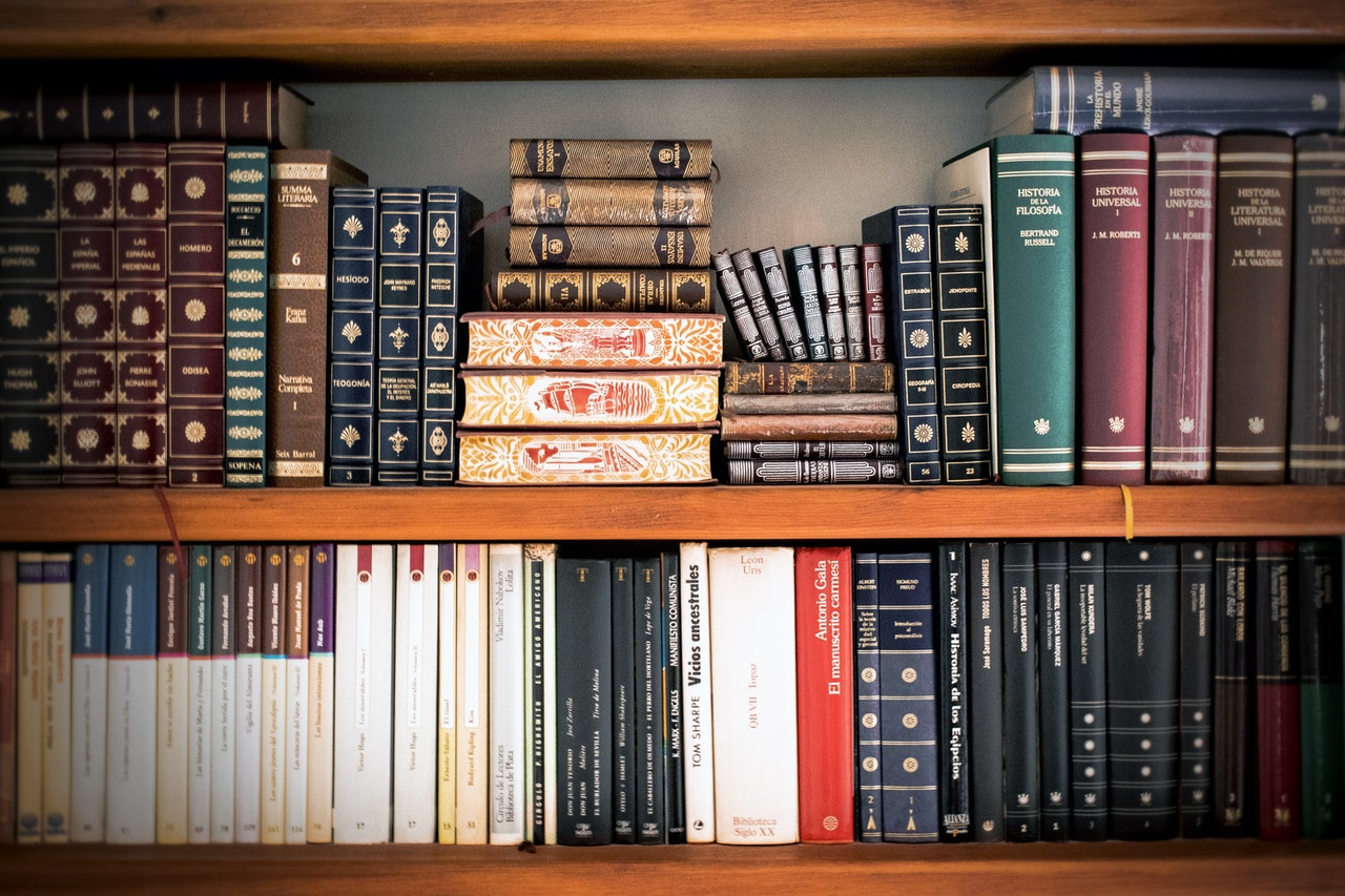 Boekenkast op maat bij de Graaf